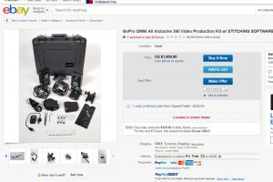 gopro omni on ebay