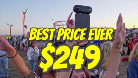 insta360 one super sale - lowest price ever