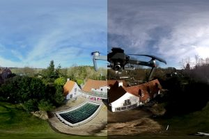 Insta360 ONE image quality improvement