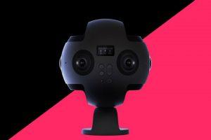 Insta360 Pro with Mistika VR