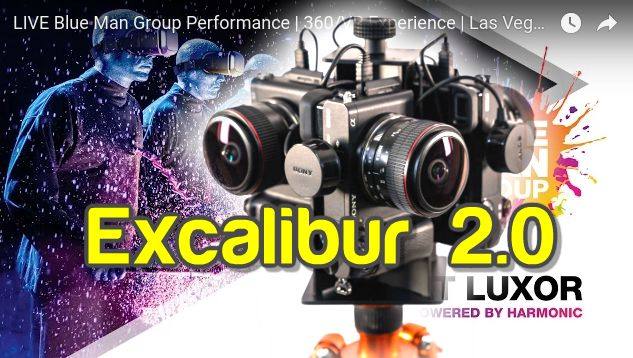 Excalibur 2.0 Launch