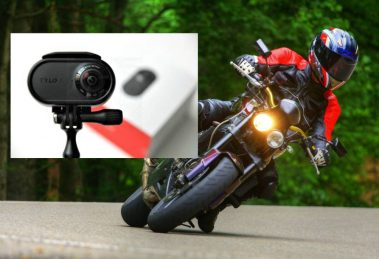 Why motorcyclists and cyclists love 360 cameras (motorcycle photo by Sporty Driver)