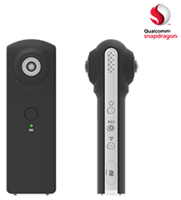 Qualcomm VR360 4K60 5.7K30 360 camera