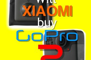 Xiaomi may buy GoPro