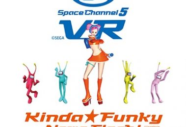 Space Channel 5 coming to VR