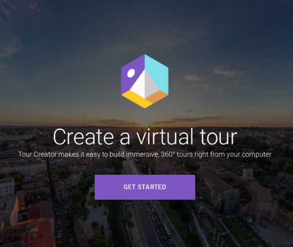 Create free virtual tours with Google TourCreator