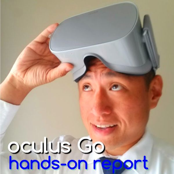 Oculus Go hands-on impressions: real VR for everyone