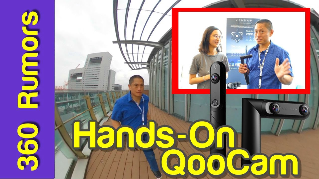 Kandao Qoocam hands-on demo and detailed report