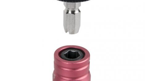 Quick release adapter for 360 cameras