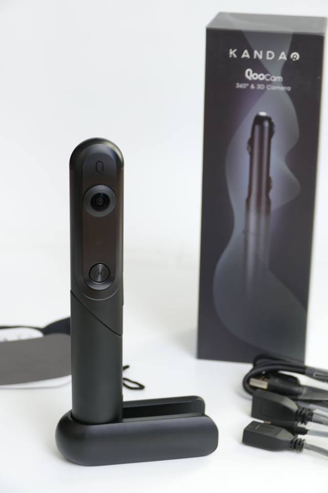 Kandao Qoocam hands-on review