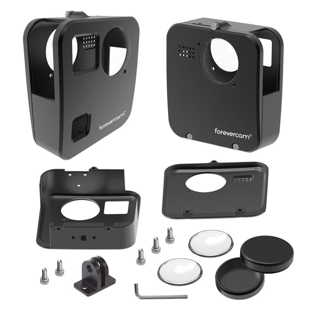 ForeverCam external housing for GoPro Fusion