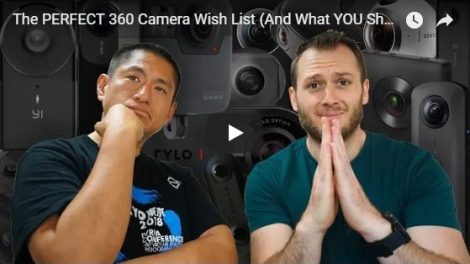 The perfect 360 camera
