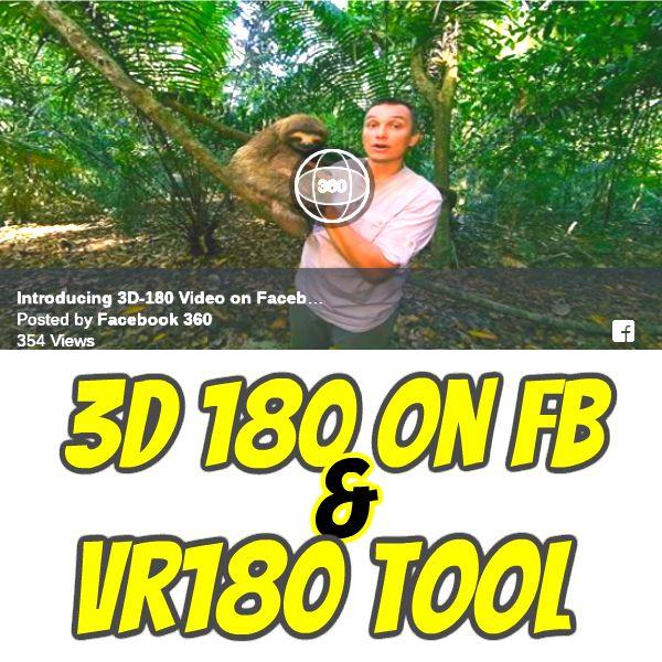 VR180 news