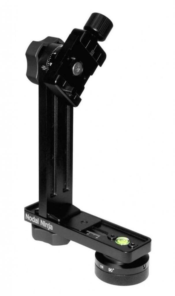Nodal Ninja RS-1 ring-mount multi-row panoramic head
