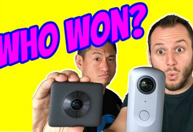 Best virtual tour camera: Ricoh Theta V vs. Xiaomi Mi Sphere