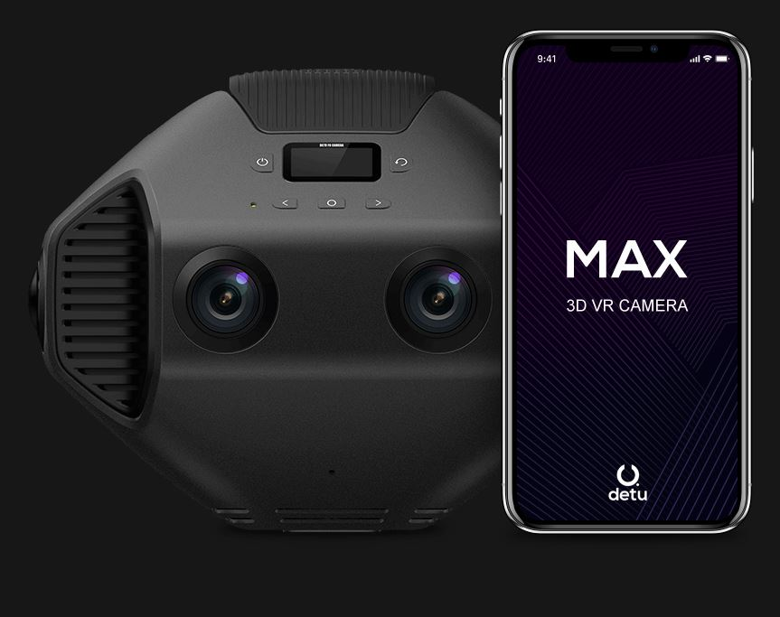 Detu Max 8K 3D 360 - everything you want to know