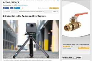DPReview reviews GoPro Fusion
