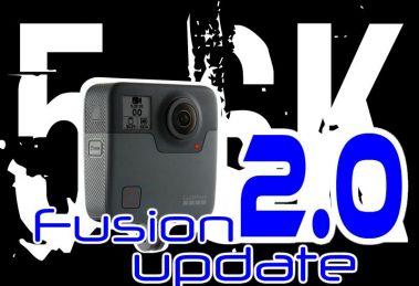 GoPro Fusion 2.0 update