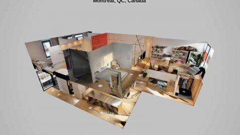 Metareal 3D virtual tours