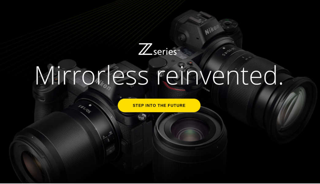 Nikon Z for 360 photos and virtual tours