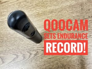 Qoocam outlasts other 360 cameras