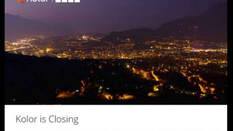 Kolor is closing