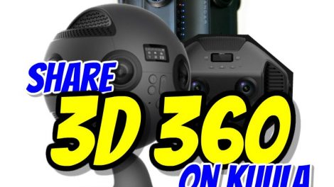 Share 3D 360 photos for free on Kuula
