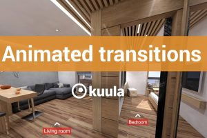 Kuula adds transitions to virtual tour
