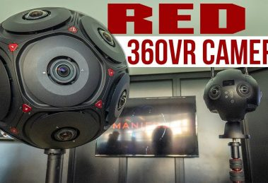 RED Manifold 6DOF 360 camera