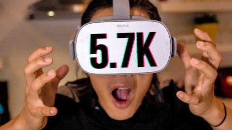 Oculus Go now plays 5.7K videos