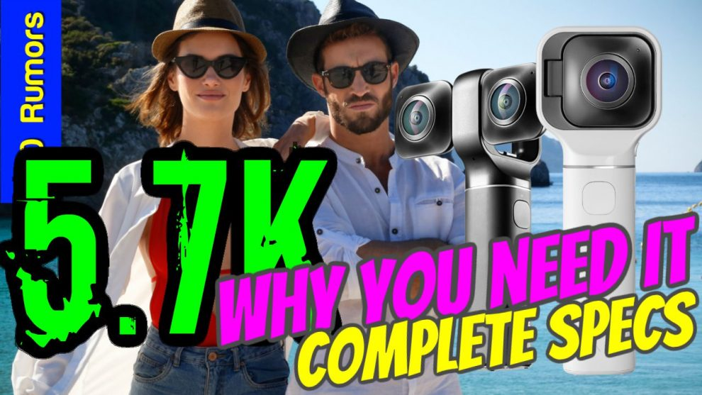 Best of both VR worlds: Vuze XR Review - 5 7K 360 camera with 3D