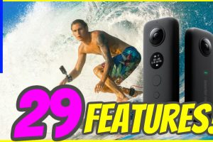 Insta360 One X hands-on review and resource page