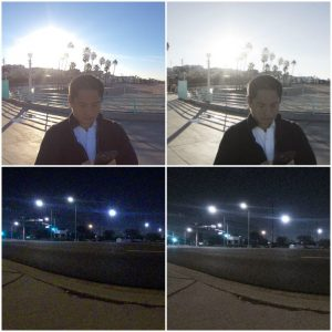 Insta360 One X raw vs JPEG comparison