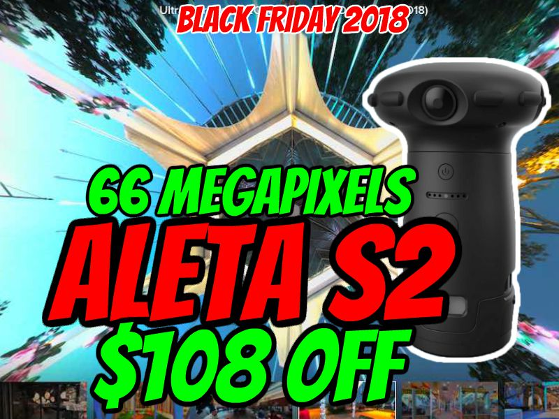 Ultracker Aleta S2C discount Black Friday
