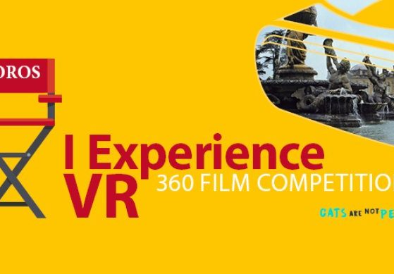 VR filmmaking competition for good