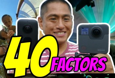 Insta360 One X vs. GoPro Fusion: the ULTIMATE 360 CAMERA Comparison