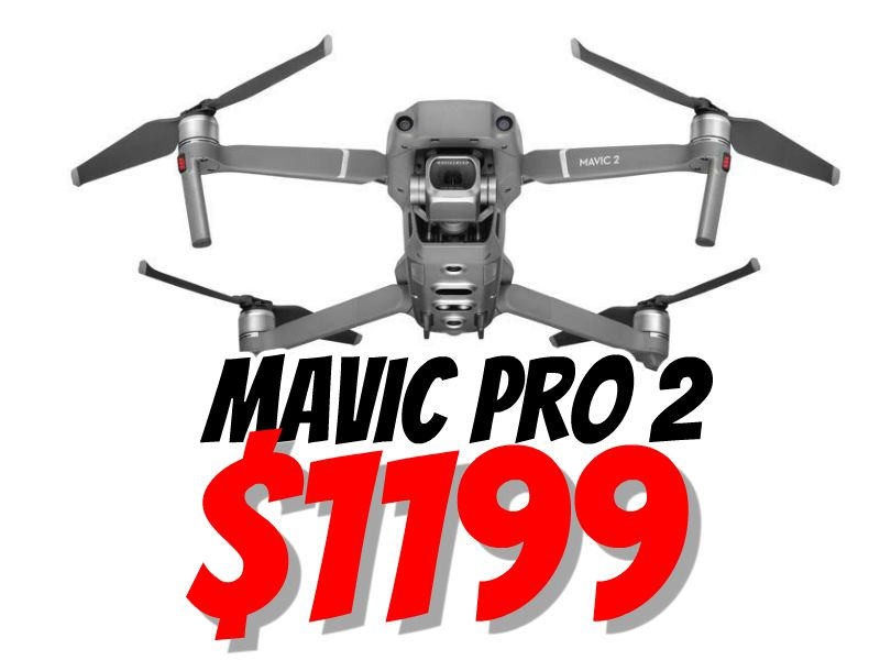 DJI Mavic Pro 2 Singles Day China's Black Friday 2018 discount
