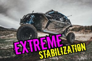 GoPro Fusion stabilization with offroad racer