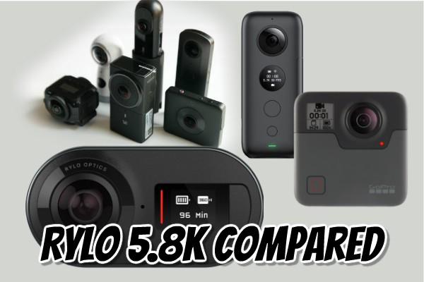 Rylo 360 camera review and resource page: super stable, auto-aiming action  camera (updated November 9, 2018) - 360 Rumors
