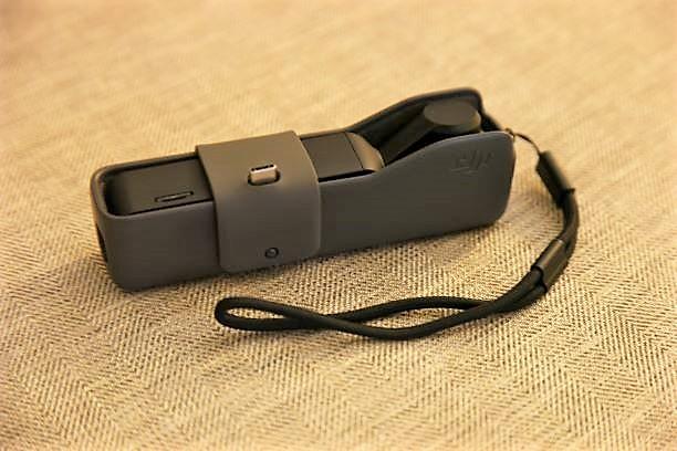 Osmo Pocket's specially designed case