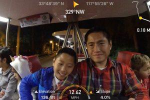Insta360 Stats sample video