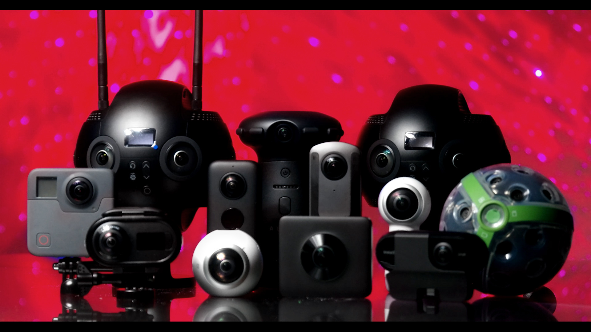 Best professional 360 cameras for virtual tours