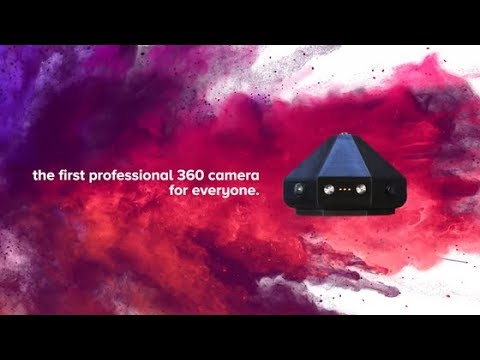 360&Co affordable 8K 360 camera