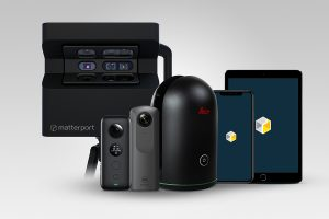 Create Matterport 3D tours with Insta360 One X and Ricoh Theta V