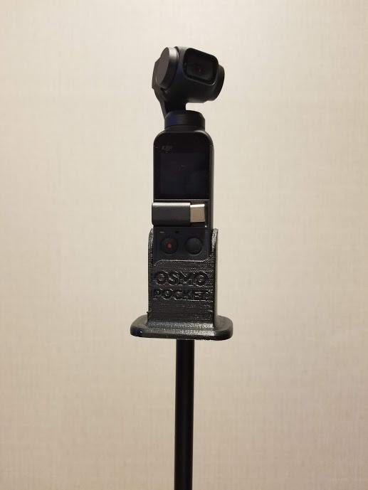 Osmo Pocket eBay tripod adapter