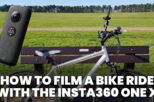 How to film a bike ride with a 360 camera