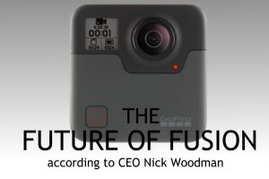 CEO Nick Woodman hints about the next GoPro Fusion