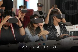 YouTube restarting VR Creator Lab