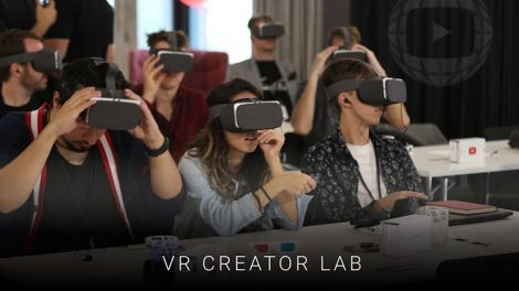 YouTube restarting VR Creator Lab