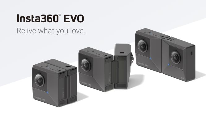 Insta360 EVO dual VR180 and 360 camera review